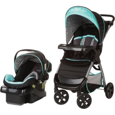 Safety 1st Amble Quad Luxe Travel System
