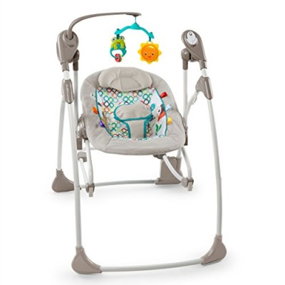 Bright Starts 2 in 1 Rocker and Swing