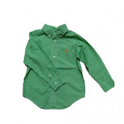 Baby Ralph Lauren Blake Cotton Shirt Authentic – Ralph Lauren Baby