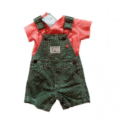 Carter's 2 Piece Shortall Set