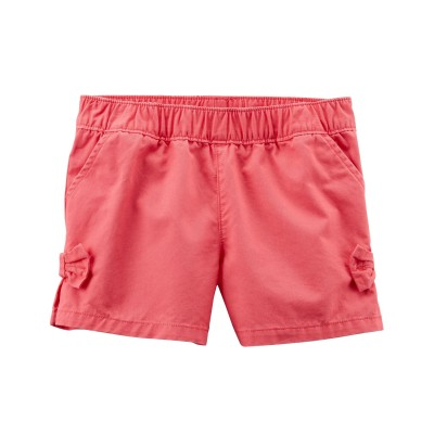 Carter's Easy Pull-On Bow Shorts 3
