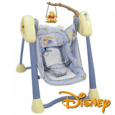 Disney Travel Swing