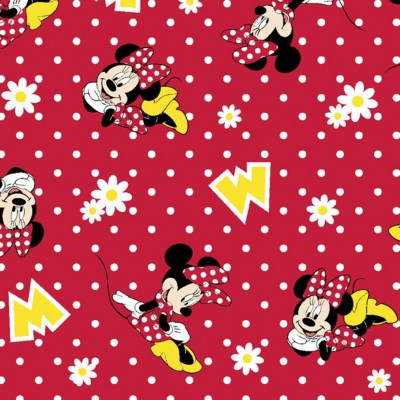 Disney Minnie Flannel