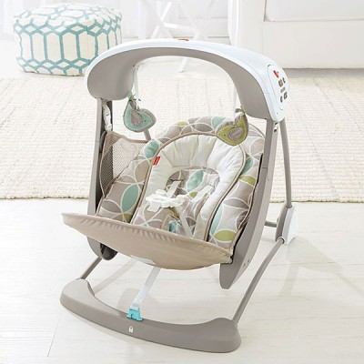 Fisher-price Take Along Swing And Seat