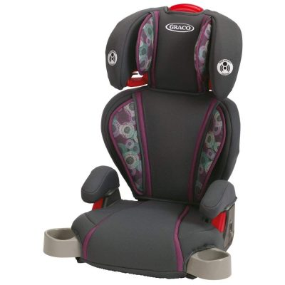 Graco Highback Turbobooster Car Seat, Clariant