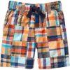 Gymboree Little Boys Plaid Shorts -Multicolor 2