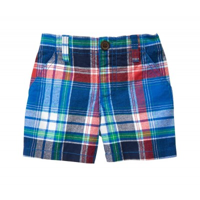 Gymboree Little Boys Plaid Shorts