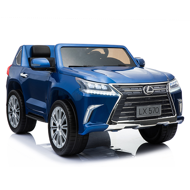 Lexus LX-570 Kid's Ride on Car - Battery Powered, Remote Control 3