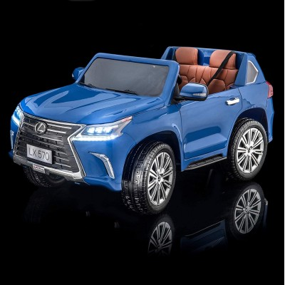 Lexus LX-570 Kid's Ride on Car - Battery Powered, Remote Control 5
