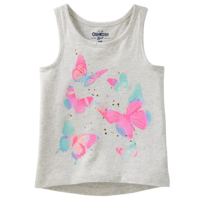 Oshkosh Mix Kit Butterfly Tank Top