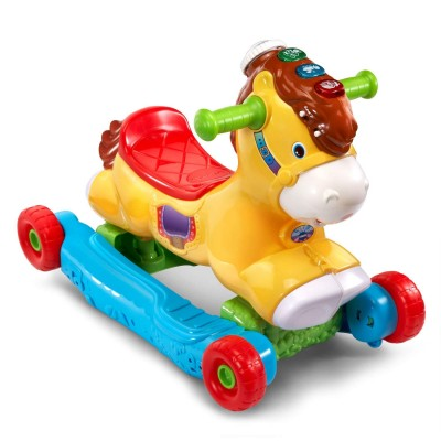 VTech Gallop and Rock Learning Pony – 2 in 1 Ride on rocker