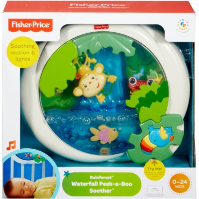 Fisher Price Waterfall Rainforest Soother