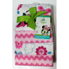 Disney Baby Minnie Mouse 4 Flannel Blankets 1
