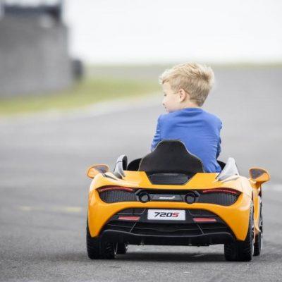 Mclaren 720s Kids Electric Ride on Cars