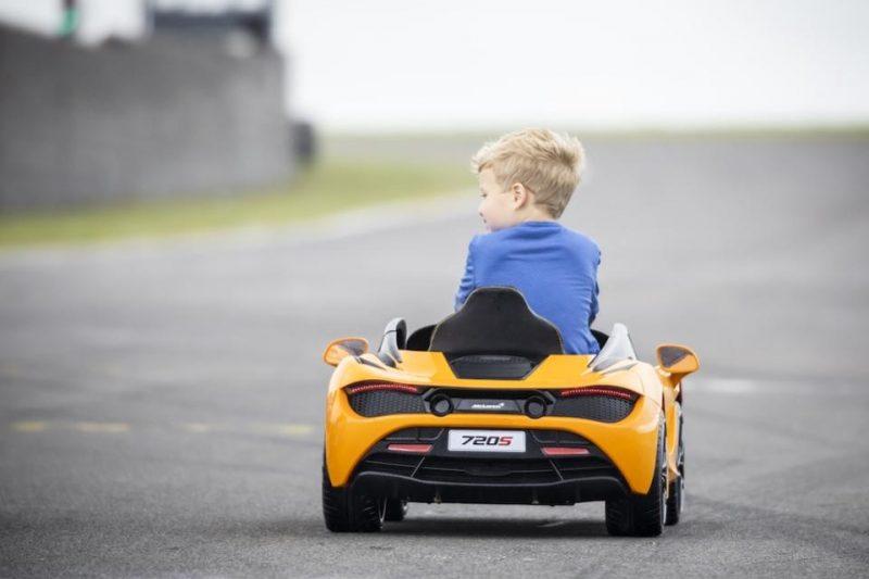Mclaren 720s Kids Electric Ride on Cars 2