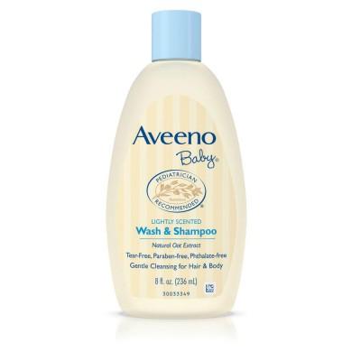 Aveeno Wash& Shampoo