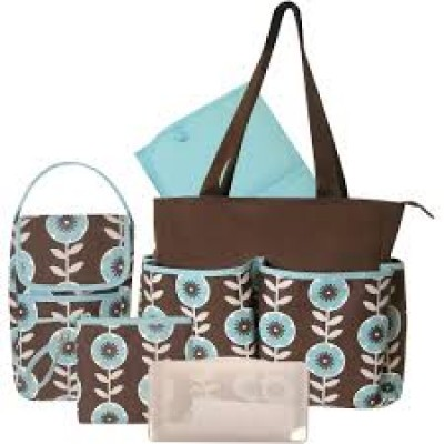 Baby Essentials Deluxe Diaper Bag