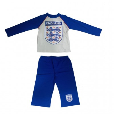 Boys England Pyjamas Full Length PJs Kids Size 18 – 24 months