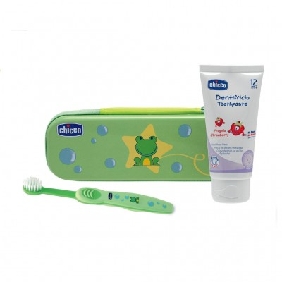 Chicco Oral Set Green