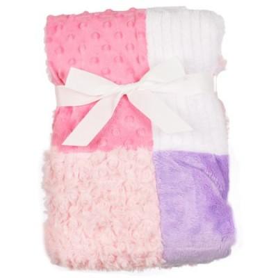 Hudson Baby Patchwork Blanket