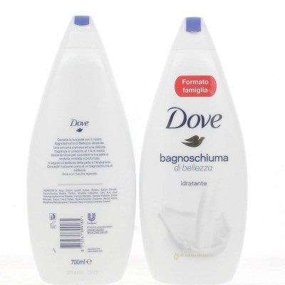 Dove Bath Original 700Ml