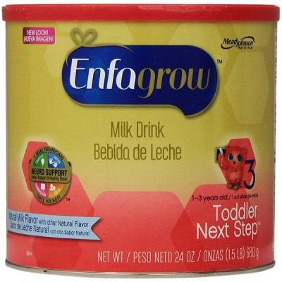 Enfagrow Toddler Next Steps