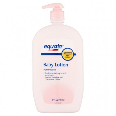 Equate Baby Lotion 27