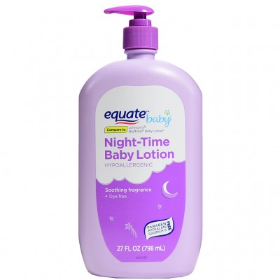 Equate Night Lotion