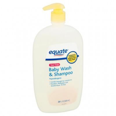 Equate Tear Free Wash & Shampoo