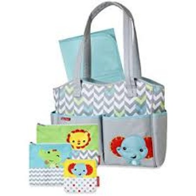 Fisher-Price 5 in one Diaper Bag