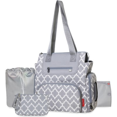 Fisher-Price 5 piece Diaper Bag