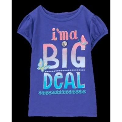 Gymboree Short Sleeve Blue Shirt