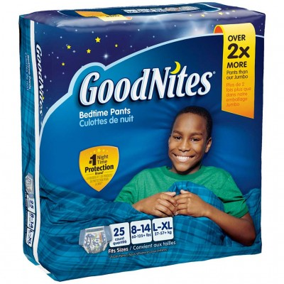Goodnite Diaper
