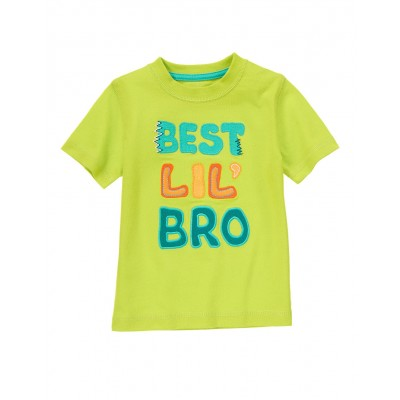 Gymboree Best Lil' Bro Tee