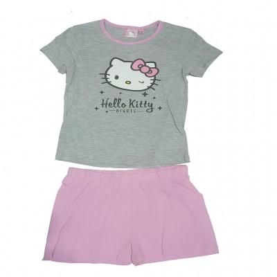 Hello Kitty Girls Pyjamas - 8 Years 3
