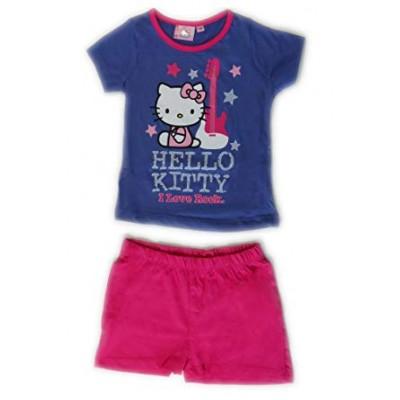 Hello Kitty I love Rock Pyjamas - 3 years 3
