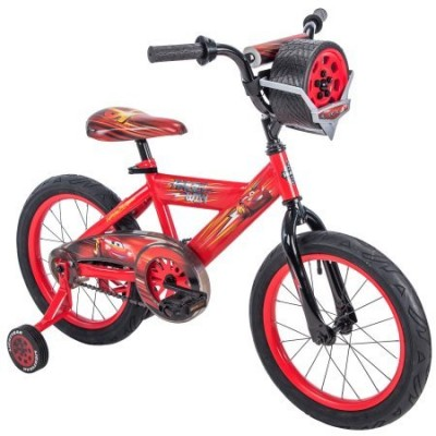 "Pixar Cars 16"" Child Bicycle 2"
