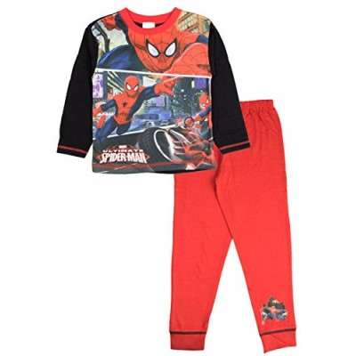 Kids Boys Pyjamas Marvel Ultimate Spider-Man 7 -8 years 3