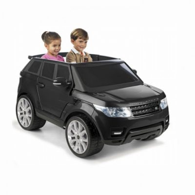 Kids 12v Official Land Rover Discovery Jeep with Remote