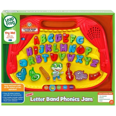 LeapFrog Letter Band Phonics Jam Toy 3