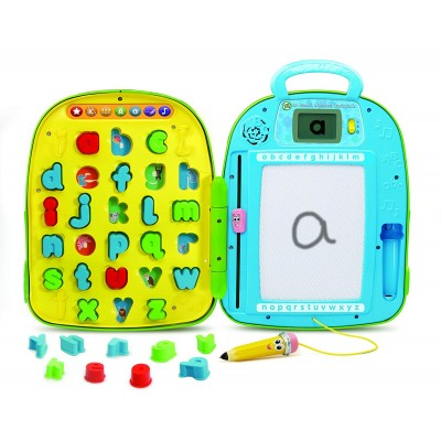LeapFrog Mr. Pencil's Alphabet Backpack