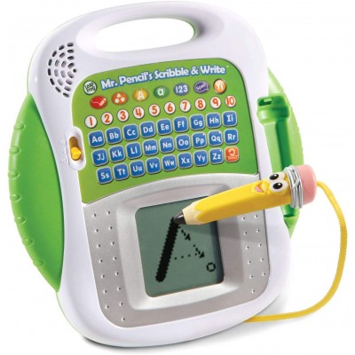 LeapFrog Mr. Pencil's Scribble and Write – Green