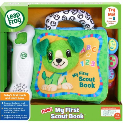 LeapFrog My First Scout Book – Green