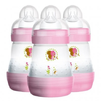 MAM 3X Anti Colic Bottles 4