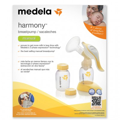 Medela Harmony Manual Breast Pumps