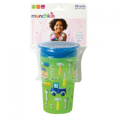 Munchkin Miracle 360° Deco Sippy Cup - 9oz/266ml