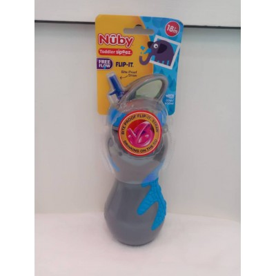 Nuby Toddler Sipeez