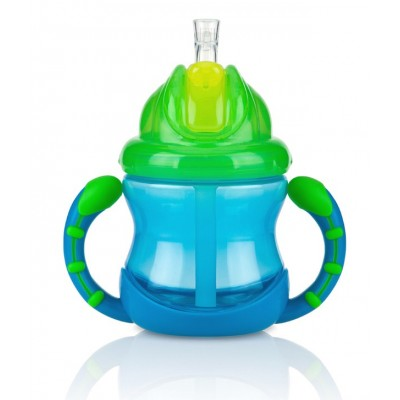 Nuby Flip N Sip Two Easy-grip Handle