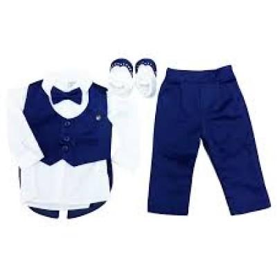Pugi Baby Christening Set 2