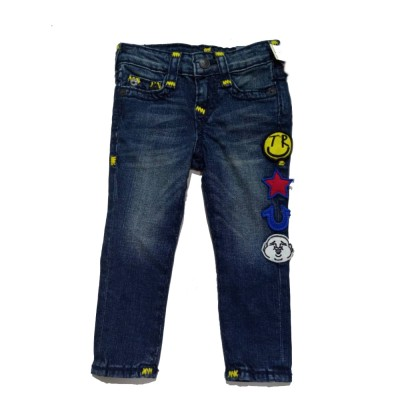 Toddler/Little Kids Casey Patched Jean 3